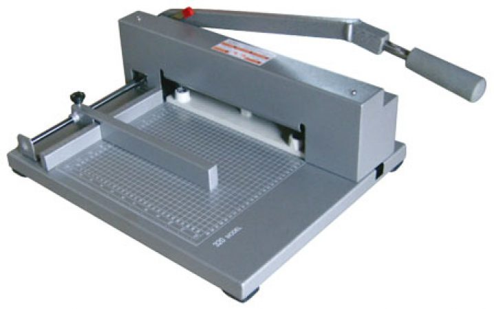 Guillotina Manual BB 320